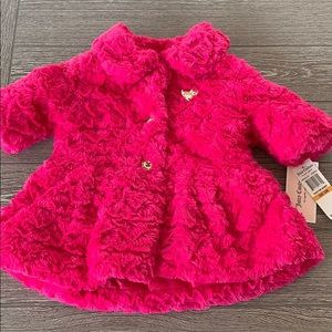 🆕 Juicy Couture Faux Fur Jacket